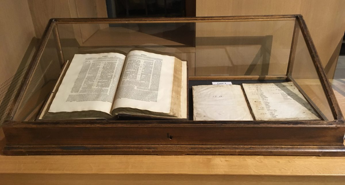 Richard Kilbye: Lincoln's first great collector of Hebrewbooks